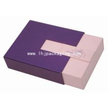 Caja de cajones de embalaje de regalo de lujo para chocolate