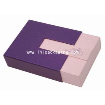 Luxus Geschenk Verpackung Schublade Box für Schokolade