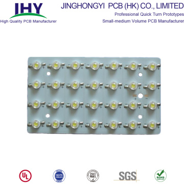 Multilayer Aluminium Base PCB Board Metal Core PCB Round