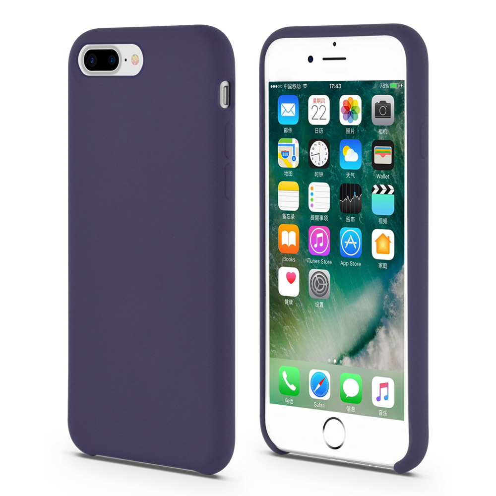 liquid silicone iphone 7 covers