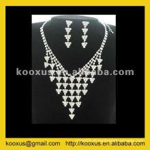 Halskette Set Modeschmuck