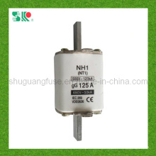 Nh1 (NT1) 125A LV HRC Knife Type Fuse Link