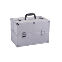 Professional Lockable Storage Tool Box Aluminium Flight Case