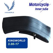 300/17 300/18 350/18 Borracha interna de pneu para motocicletas