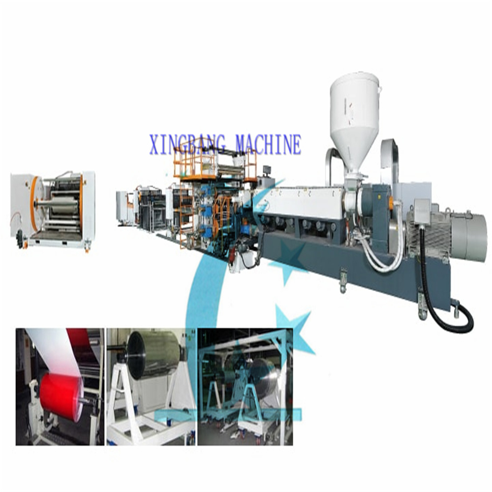 PET Extrusion Line -XB MACHINE