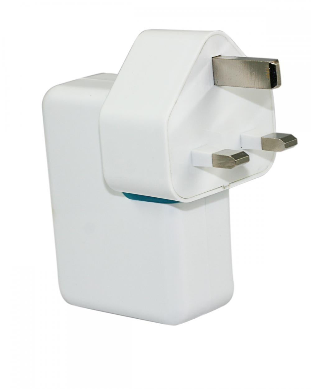 USB Charger UK plug