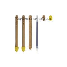 Charmant stylo en gel en bois gros Lt-L453