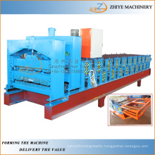 Popular Type Double Layer Metal Roof Wall Panels Cold Roll Forming Machine/double sheet cold forming line