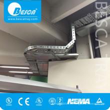 BC4 fabricante de OEM de bandeja de cable de tipo resistente de escalera