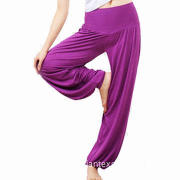 Women's Long Dance Pant, Yoga Wear, Comfortable, Breathable, Allows Free Movement