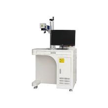 Máquina de marcado láser de fibra para vidrio y relojes