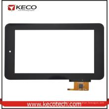 Écran de numérisation de verre avant tactile pour tablette PC HP Slate 7 G1V99PA (FPC-TP20843A-V5)