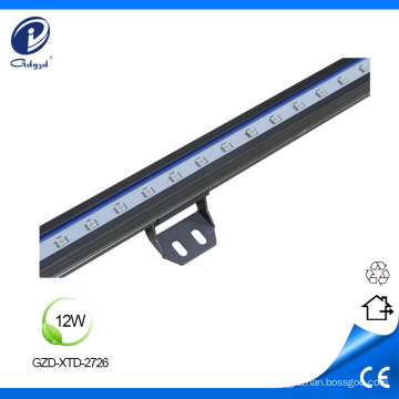 Die casting aluminum housing 12W led linear light