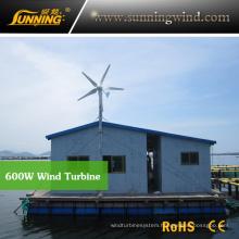 Low Rpm Speed Wind Turbine Generator 600W (MAX 600W)