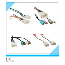 Conector AMP Tayato de 15 clavijas con cable de arnés automático de radio