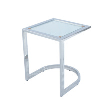 Living room side table Stainless steel furniture