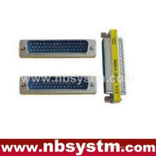 Db50 changeur de sexe masculin à masculin mini adaptateur bleu