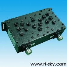 IP66 ip67 à prova d 'água 1700-1915MHz n fêmea 4g aplicação Microondas LTE filtro coaxial rf rf