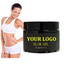 Slimming Cream Custom Logo Hot Cream Private label Fat Burning Slim Tummy Body Shaping Weight Loss Sweat gel