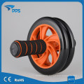 Dual AB exercise easy to use and carry home gym Exercise wheel AB WHEEL