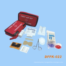 Travel First Aid Kit for Emergency (DFFK-022)