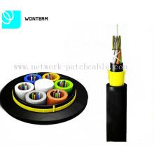 ADSS волоконно-оптический кабель Все-Dielelectric самонесущий кабель с арамидной пряжи