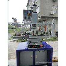 UH-2040 cilindro neumático plana máquina del traspaso térmico