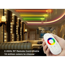 2.4G écran tactile RGBW LED système de contrôle