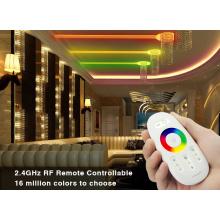 2.4G Сенсорный экран RGBW Система управления светодиодами