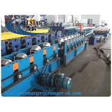 Aluminum/copper/metal gutter roll forming machine, water downspout making machine