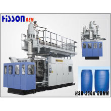 250L baril Extrusion soufflage Machine Hsb-250 a