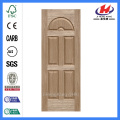 JHK-015 Natural Teak   MDF Exterior Door Skin Prices