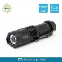 LED Flashlight Magnetic Base Light