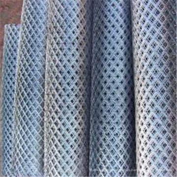 Оцинкованная или с ПВХ покрытием Расширенная сетка металла