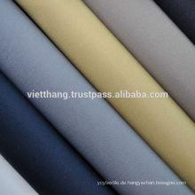 Khaki 100% Baumwolle 116*58/CD20*CD16 220gsm hohe Qualität aus Vietnam