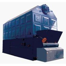 Doble tambor de carbón de la caldera de vapor (SZL Series)