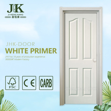 JHK-004 Carved Wood Feathers Door Automatic Indoor Swing Door Opener MDF Kitchen Cabinet
