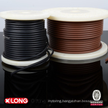 Ts16949 FKM Brown Rubber Strips for Static Seal
