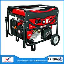 Benzin elektro 50kW Wasserkraft 950 Generator 220V