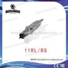 Chirurgische 316 Stahl Permanent Make Up Tattoo Nadeln 11RL