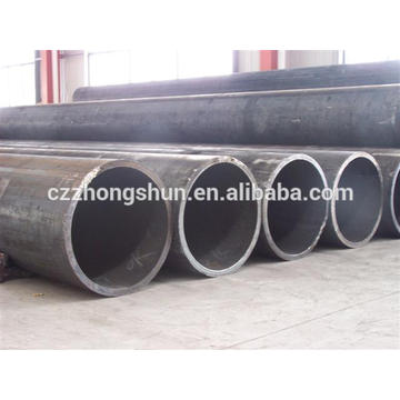 Ms tube sans soudure en acier au carbone / tuyaux sans soudure tube SMLS