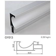 Gabinete de cozinha Usado perfil de alumínio com alças