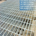 Dimensão de grelha de aço galvanizado a quente, tamanhos de grelha de aço galvanizado, folhas de grelha metálica
