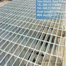 Dimension de grille en acier galvanisé à chaud, tailles de grille en acier galvanisé, tôles métalliques