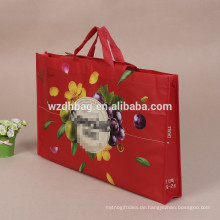 Herkunft China Fabrik liefern Bopp laminierte Non Woven Shopping Promotion Bag