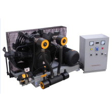 Compresor reciprocante de aire de alta presión industrial (K2-42WZ-8.00 / 8/40)