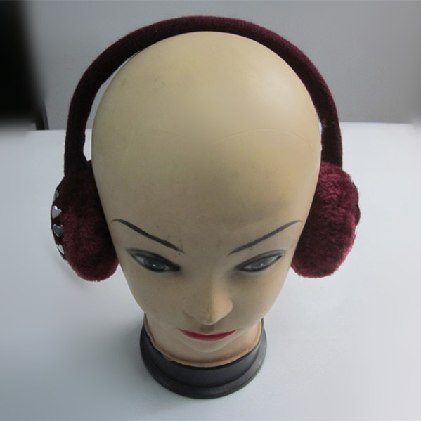 Winter Warm Ear Muff mit Nieten