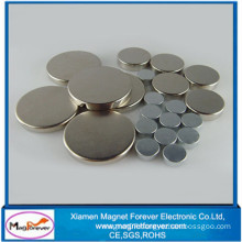 Disc NdFeB Neodymium Super Strong Permanent Rare Earth Magnet