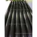 100% pure caron tube gutter vacuum pole/Carbon Fibre tube for gutter cleaning industry