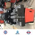 Máquina de corte de rosca de vergalhão usada para construção civil